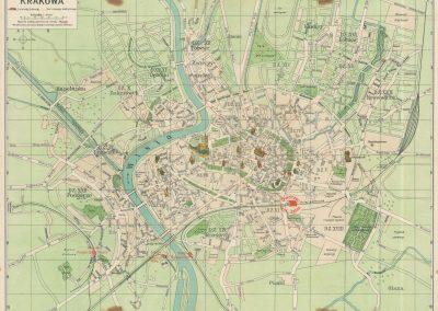 1930, Nowy plan Krakowa