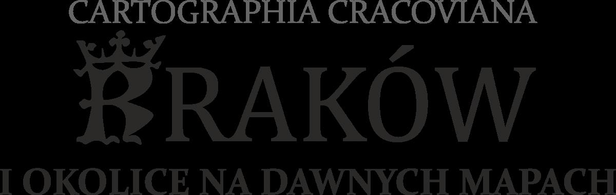 CARTOGRAPHIA CRACOVIANA - Kraków iokolice nadawnych mapach