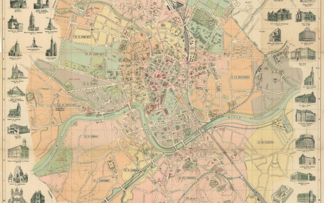 1934, Plan Krakowa