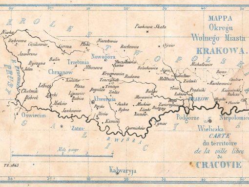 1843, Rzeczpospolita Krakowska