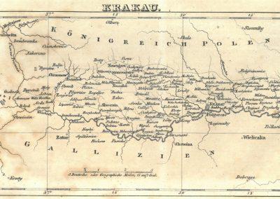 1838, Rzeczpospolita Krakowska