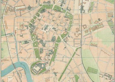 1910, Plan Miasta Krakowa J. Jezierskiego