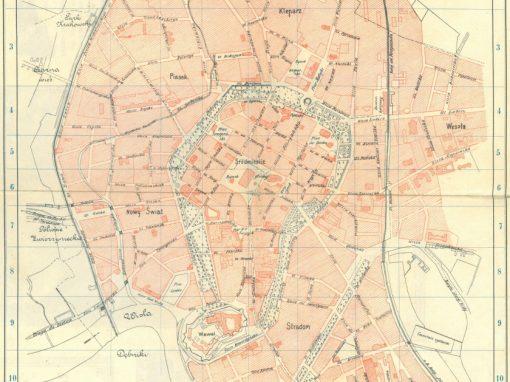 1900, Plan Krakowa