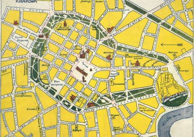 1926, Plan Krakowa